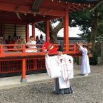 4回目の龍笛ご奉納演奏発表会