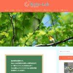 "<span class=""title"">新サイト、Natu-Labオープンしました</span>"